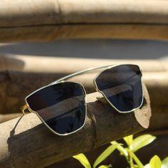 Stylish Full frame Clubmaster Unisex  Sunglasses