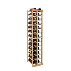 Vintner Series 26 Bottle Wine Rack Finish Dark Walnut ** Want additional info? Click on the image. (This is an affiliate link) #WineRackeCabinets