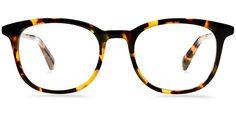 Durand in Woodland Tortoise - Eyeglasses - Men | Warby Parker