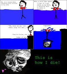 meme comic childhood logic