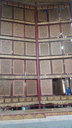 Giant Qur'an, Palembang, Sumatera Selatan, Indonesia
