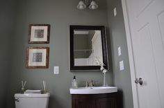 Half Bath Ideas  www.GreenHomesNH.com - Donna Rattee Real Estate  www.YourCastleGroup.com  Highfield Commons, Rochester NH