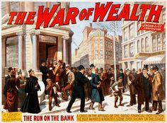 Old Vintage Theatre Poster The War of Wealth - Fade Resistant HD Art Print or Canvas Print in Home & Garden, Home Décor, Posters & Prints | eBay