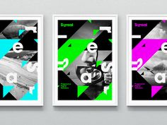 Surreal Posters // Colour Pop by STUDIOJQ