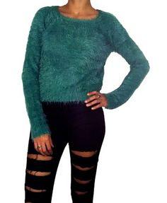 Sweater Pelo de Mono