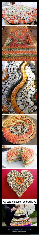 OMG Sobredosis de sushi ven a mí - Ahora mismo tienes antojo y lo sabes