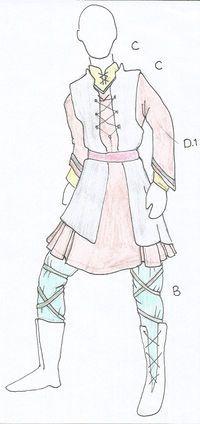 Wintermark costumes - Empire