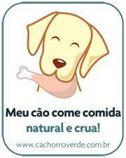 Alimentação Natural para Cães e Gatos - Cachorro Verde