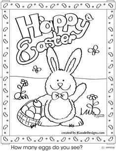 Check Out The Best Stock Of Easter Bunny Coloring Pages Free Images Pictures And Wallpapers