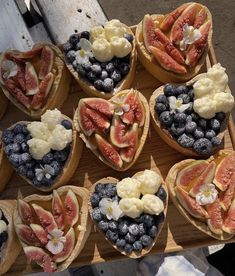 Cute Food, A Food, Good Food, Fruit Recipes, Cake Recipes, Healthy Snacks For Kids, Aesthetic Food, Cake Decorating, Bakery