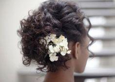 Stunning african american wedding hairstyles ideas 04