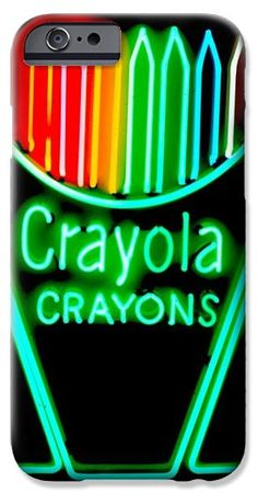 Crayola Crayons iPhone 6 Cases for Sale Art Teacher Outfits, Teacher Clothes, Crayon Ideas, Arts Ed, Iphone 6 Cases, Crayons, Fine Art America, Pencil, Neon Signs