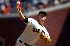 Empirical Magazine: Our Pacific Northwest: Cain to Commence Giant's 2013 Campaign Baseball, Matt Cain Basketball Leagues, Basketball Court, Basketball Schedule, Baseball Live, Sporting Live, Philadelphia Phillies, San Francisco Giants, Make A Wish, Pacific Northwest
