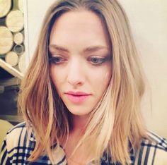 Amanda Seyfried #Amanda #Seyfried #hair #long #bob