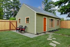 1000 ideas about backyard cottage on pinterest tiny for Mother in law house kit