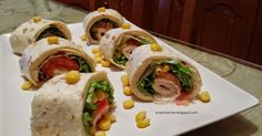 Finger Food Appetizers, Finger Foods, Appetizer Recipes, Healthy Snacks, Tacos, Food And Drink, Mexican, Sweets, Breakfast