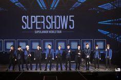 Super Junior wraps up their 'Super Show 5' world tour in Beijing | allkpop
