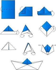 A faire en tissu (avec la super technique de pliage de la Catoch) pour l'appliquer sur un T-shirt ou un sac par exemple... Et possible de faire plein de pliages différents !