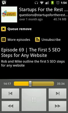 SEO First 5 Steps for on-page factors