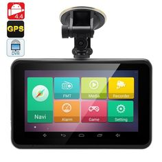 7 Inch GPS Navigator + DVR #chinadestination