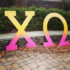 #Sorority #Clothing #ChiO #Ombre