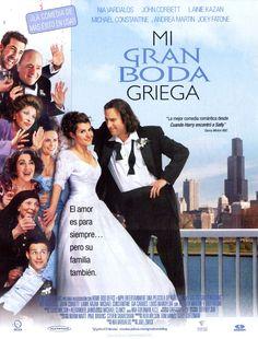 2002 / Mi gran boda griega - My Big Fat Greek Wedding - tt0259446