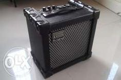 Roland Cube 15XL guitar amplifier with built-in effects