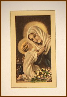 Most Holy Mother & Child