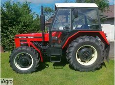 Zetor 7245 Big Tractors, Lawn Tractors, Toy Barn, Agriculture, Farming, Vintage Farm, Cars And Motorcycles, Socialism, Ranch