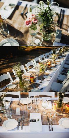 A Rustic Outdoor Wedding in Australia ~ UK Wedding Blog ~ Whimsical Wonderland Weddings