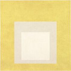 "Whitney Museum of American Art: Josef Albers: Homage to the Square: ""White Enclave"""