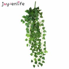 Home & Garden Dynamic 10m Artificial Flower Leaves Rattan Leaf Silk Flower Vine Ivy Rattan Diy Scrapbook Wedding Party Decorative Accessories Garland Vivid And Great In Style Festive & Party Supplies