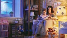 Az esti meseolvasás mind a szülőre, mind a gyermekre jó hatást gyakorol, közös élményt jelent,kapcsolódási pontokat teremt.