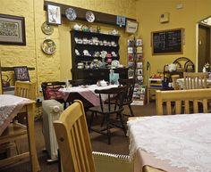 Tea Room & Shop Rockingham Northants