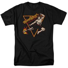 Mens Bloodsport/Action Packed T Shirt