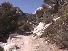 1 Mt. Whitney Trail up Part 1 of 6 // Mile 0 to 1.9   MW1