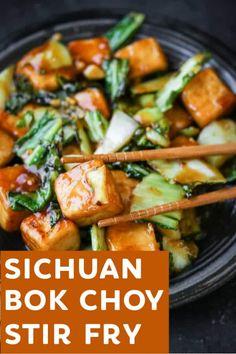 Sichuan-Bok-Choy-Tofu-Stir-Fry-Recipe