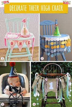 our high chair banner was included in Parent Savvy's First Birthday Must-Haves!