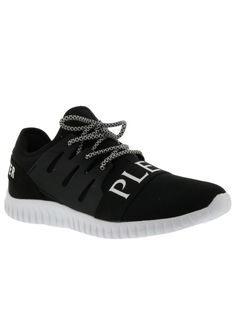 PHILIPP PLEIN Philipp Plein Logo Sneakers. #philippplein #shoes #https: