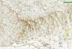 Maps & Guides for Greek Mountains & Islands