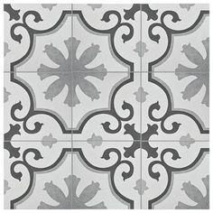 """Nouvelle Classic 12"""" x 12"""" Ceramic Field Tile & Reviews   Joss & Main"""