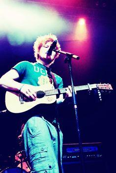 Ginger Jesus Ed Sheeran