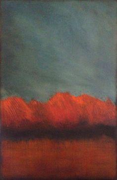 Fire Tree 2 - Susan Leggitt