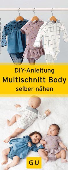 Häkeln für Babys: Einfache DIY-Anleitung für selbstgehäkelte Baby ...