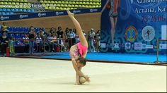 Ulyana Travkina Ball - Zhuldyz Cup Astana 2016