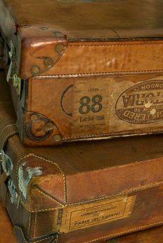 Vintage luggage*