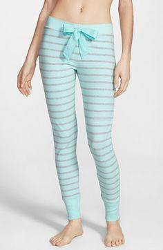 BP. Undercover 'Comfy Cozy' Stripe Pajama Pants (Juniors)   Nordstrom