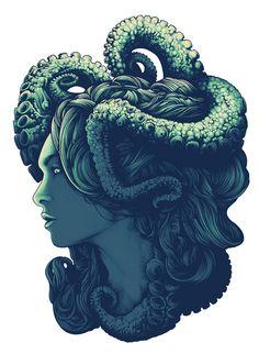 Thalassa the goddess of the seas...the story of the secret lover
