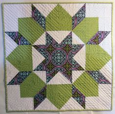 Swoonery - a superb collection of Swoon Quilt eye candy. I SO WANT to make this pattern.
