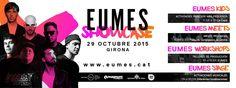 Llega la segunda edición del EUMES Showcase